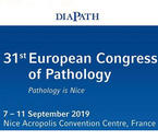Участие в работе 31st European Congress of Pathology, Nice, France